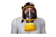 gas cover respirator
